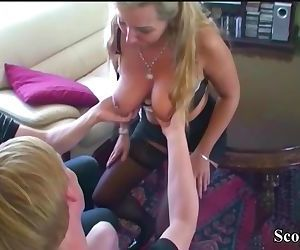German Mother Fucks..