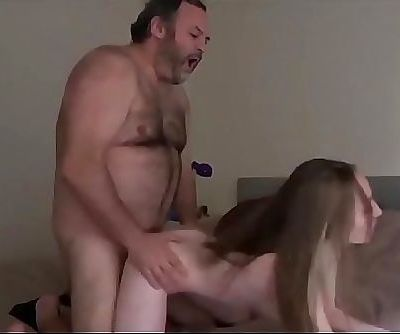 Horny Stepdad Decides..