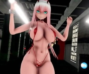 MMD SEX Zero Two In..