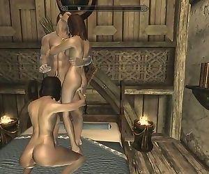Skyrim: Sex With My..