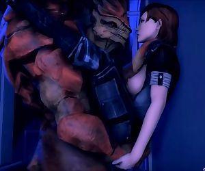 Mass Effect - Wrex -..