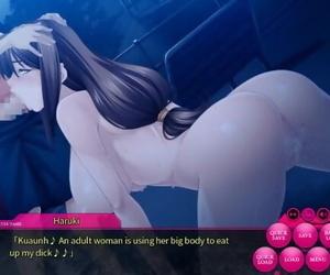 Ochiru Hitozuma: Sayoko 5