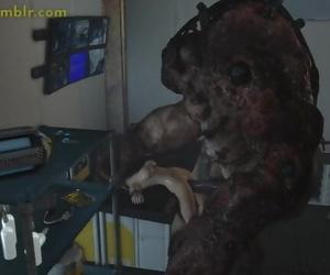 Monster Fucking Samus..