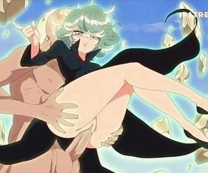 Tatsumaki - one Punch..