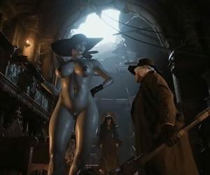 Resident Evil 8 - Nude..