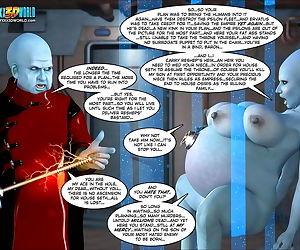 3D Comic: Rebellion...