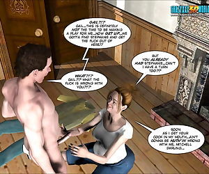 3D Comic: Shadows of..