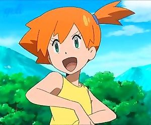 Pokémon Misty best..