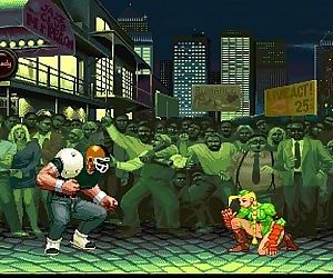 MUGEN Cammy vs Tower..