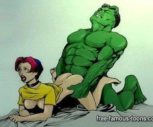 Famous cartoon..