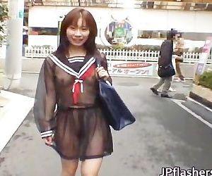 Mikan Hot Asian model..