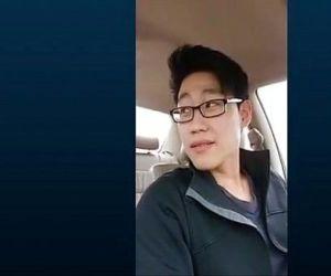 Cute korean guy jerkoff..