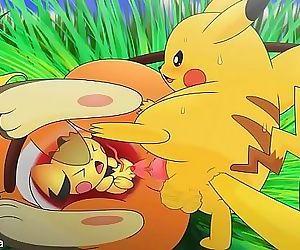 Pichu ,pikachu..