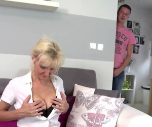 Gorgeous mothers fucked..