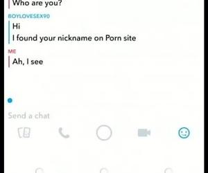 Teen Snapchat Girl..