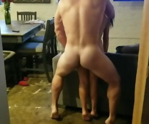 Petit hotwife fucked by..