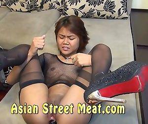 Asian Mop Head Buggered..
