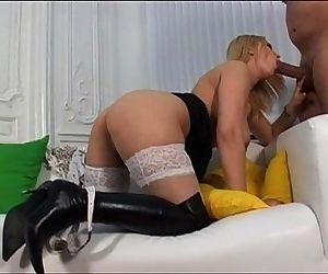 Anal Teen from Russia..