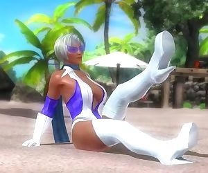 Dead or alive 5 Lisa..