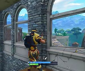 Fortnite Gameplay by..