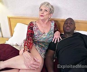 Mature Lady with Big..