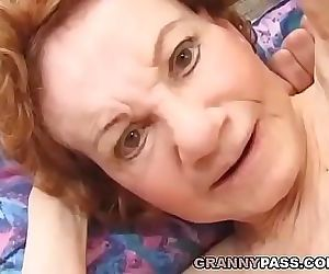Very Old Granny Gets..