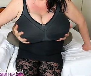 Sabrina Melonis tits..