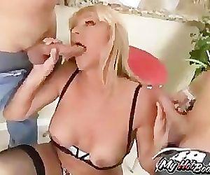 Kat Kleevage- One dick..