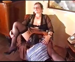 Lesbiennes granny