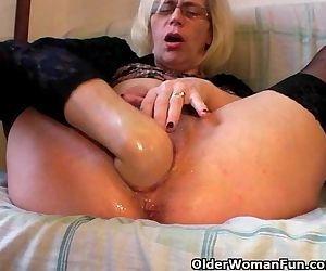 Slutty Grandma In..