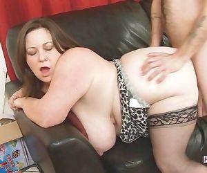 Big Tits Mature Roxy J..