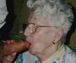 волосатые бабули