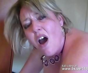 French bbw Cecile fucks..