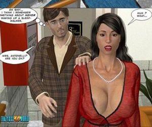3D Comic: Sleepwalker -..