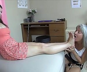 Pervy Foot Doctor 2..