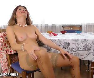Hairy Housewife..