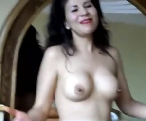 Indian MILF with..