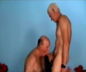 Mature Bisex Threesome4