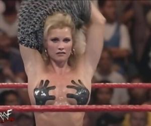WWE Sable Sexy..