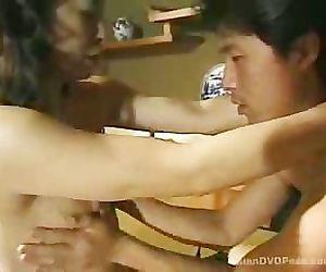 Mature Lady Teasing A..