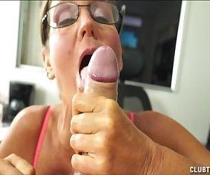 A Naughty Mature Lady..