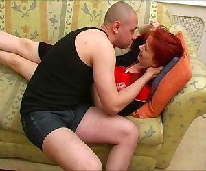 Russian mature Irina 8