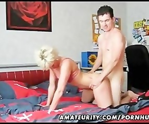 Mature amateur wife..