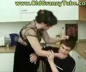 Best amateur mother son..