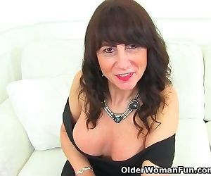 Milf Toni Lace has the..