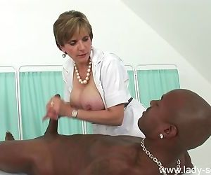 Lady Sonia - Nurse..