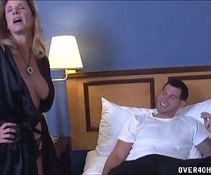 Sexy Milf Strokes A..