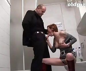 Mature slut picked up..