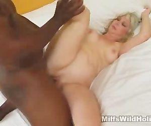 Milf Stacey Banged Hard..