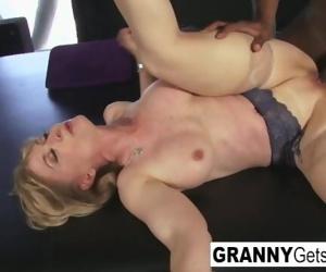 Porn legend Nina..